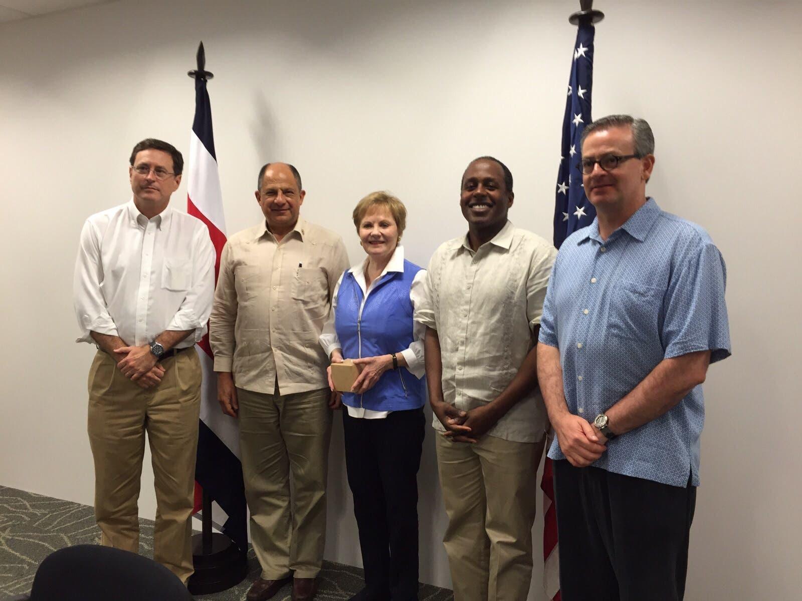 Congresistas estadounidenses visitarán a cubanos en albergues
