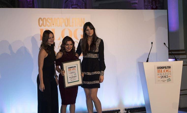 Tica tiene el segundo blog de moda más recomendado de Reino Unido, según Cosmopolitan