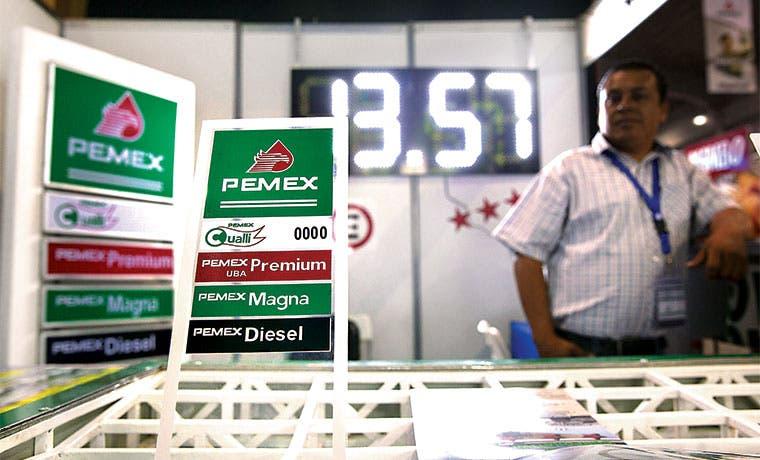 Pemex, de sueño de crecimiento a realidad de contracción y deuda