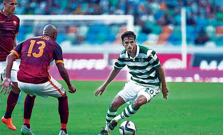 Ruiz se afianzó en el Sporting