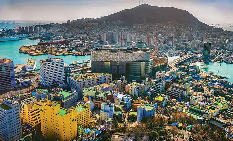 País les pone el ojo a Corea y Oriente Medio