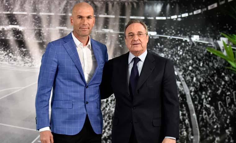 Rafael Benítez fuera del Real Madrid, su relevo lo tomará Zinedine Zidane
