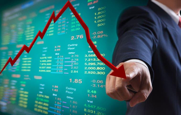 Desplome de bolsas mundiales tras cierre de negociación en China