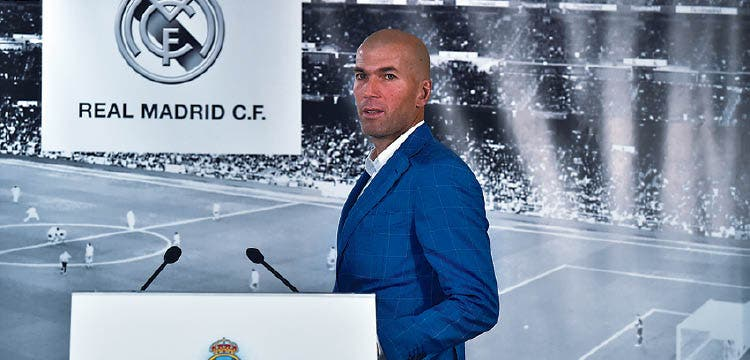 Zidane, ¿el Guardiola del Madrid?
