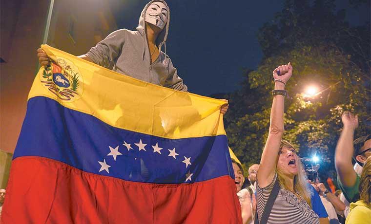 Gobierno de Venezuela tacha de irrespetuosa a Costa Rica