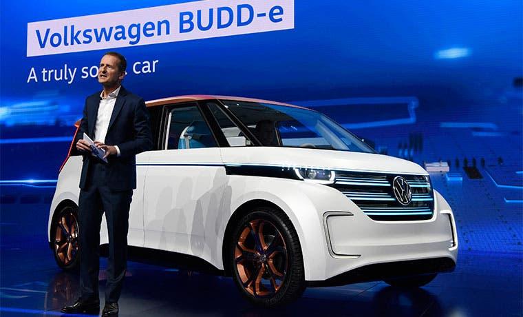 Microbús de Volkswagen regresa ahora siendo totalmente eléctrico