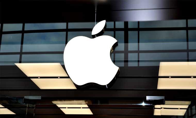 Apple cae por tercer día y su valor baja $40.000 millones