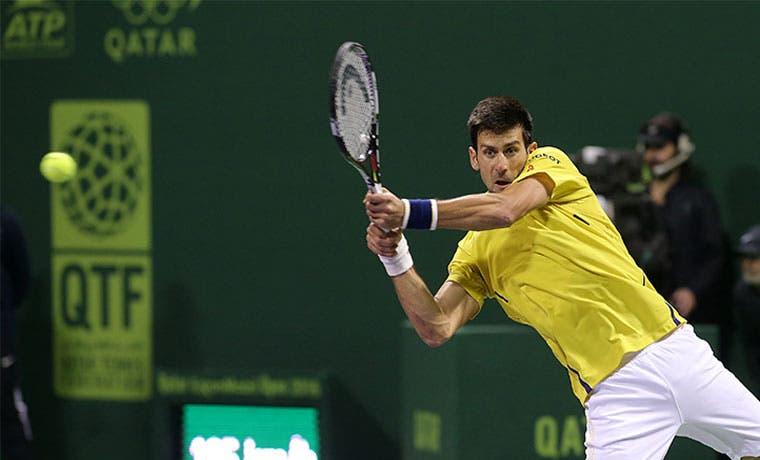 Djokovic y Nadal van por el desempate