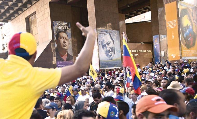 Bienvenida preocupante al nuevo Congreso venezolano