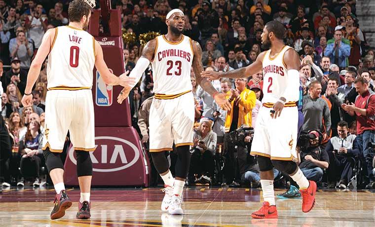 Cavaliers campeón... el sueño de Cleveland