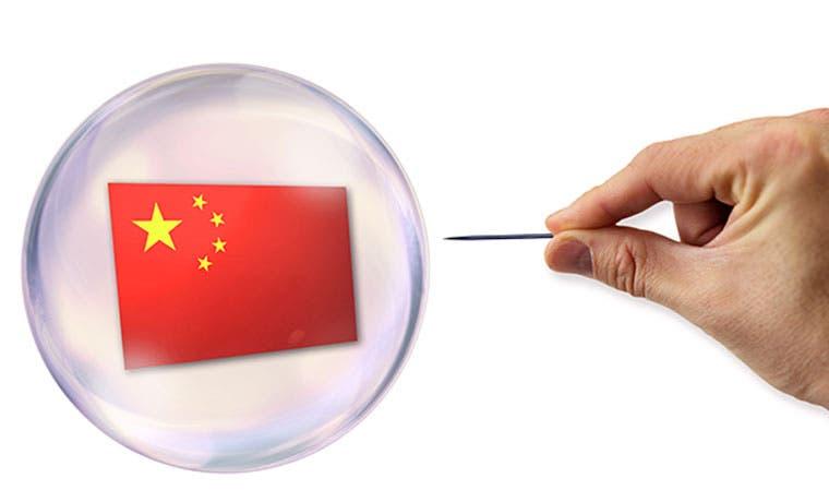 China no está condenada a crisis financiera