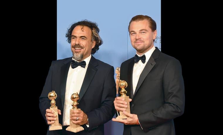 """""""The Revenant"""" se coronó como el ganador en los Globos de Oro"""