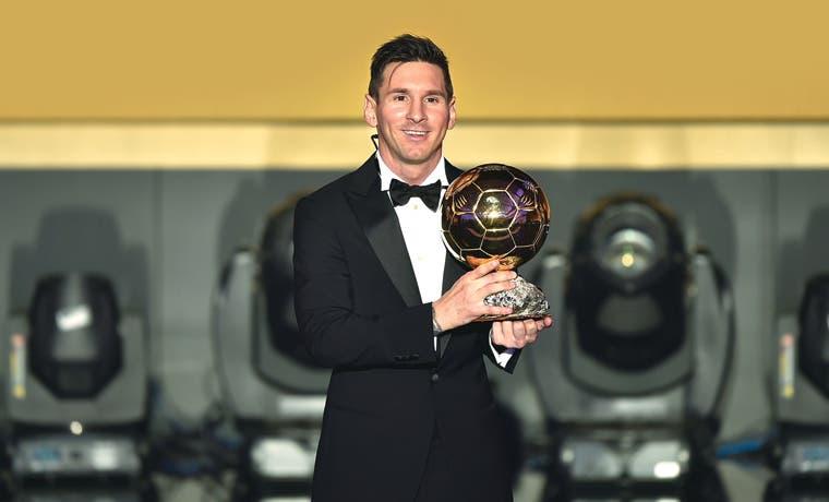 Messi vuelve a ser el rey
