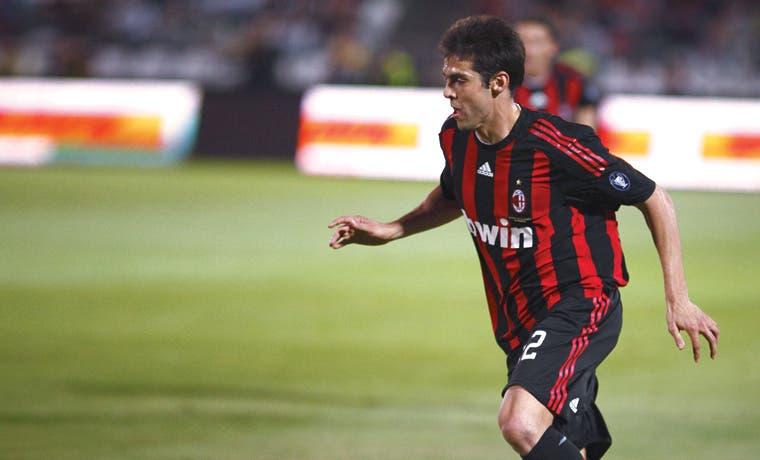 """Kaká, el último """"mortal"""" que ganó el Balón de Oro"""