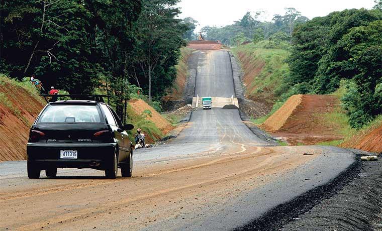 Falta de inversión atenta contra vía clave en zona norte