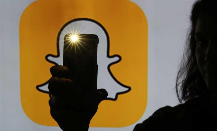 Snapchat alcanza a Facebook en tráfico de video