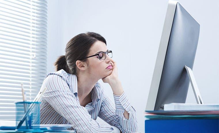 Diez años en el mismo empleo puede representar un fracaso personal