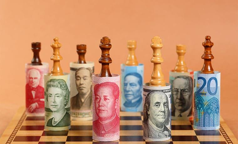 Bancos buscan bajar tipo de cambio