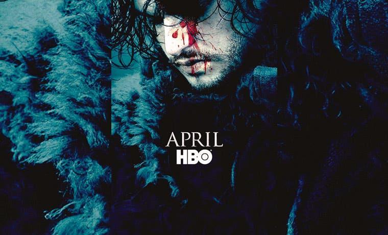 Game of Thrones regresa en abril