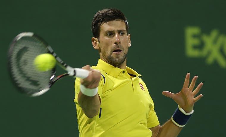Djokovic, el muro a derribar
