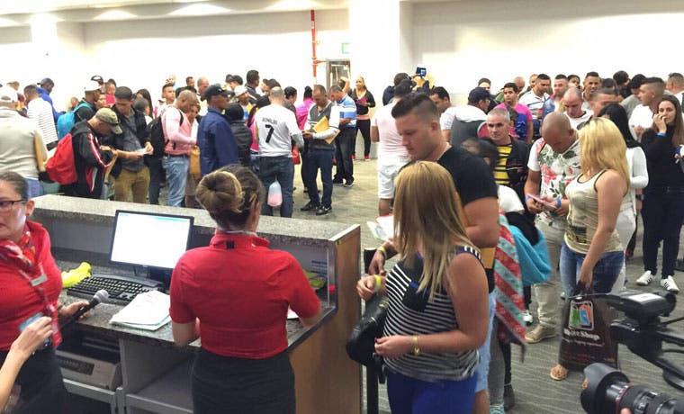 Segunda salida de cubanos a definir próxima semana
