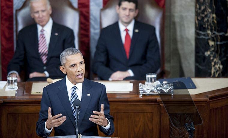 Optimismo de Obama discrepa con ansiedad de votantes
