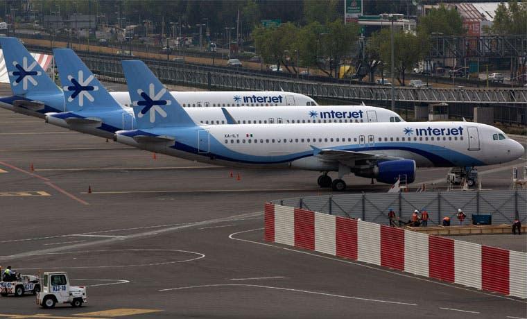 Interjet ofrece hasta 60% de descuento a todos sus destinos