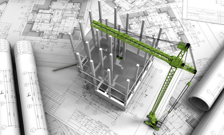 Registro de metros cuadrados en construcción creció 14% en 2015