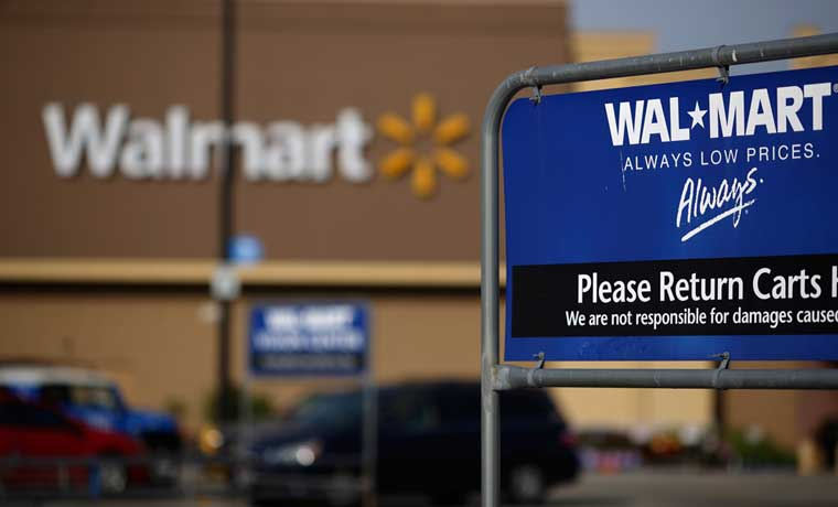 Walmart cerrará 269 locales a nivel global