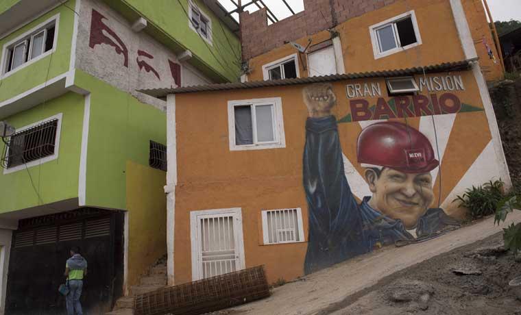 Venezuela declara decreto de emergencia económica