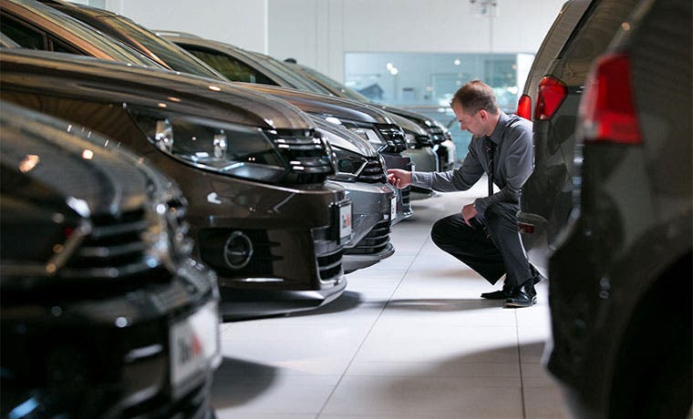 Mercado automotor europeo: menos gente, más autos compartidos