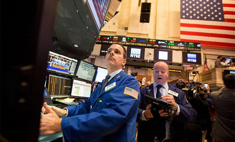 Caída de las ganancias globales es la mayor en siete años