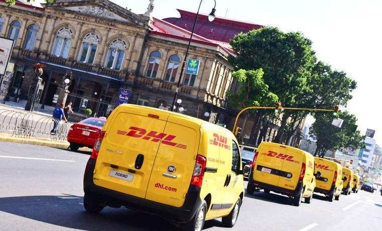 DHL reemplaza su flota a una amigable con el medio ambiente