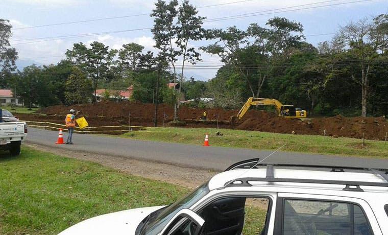 Iniciaron las obras de la punta norte en nueva ruta a San Carlos