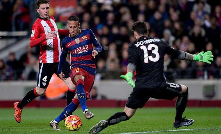 Barça y Atlético con duras pruebas