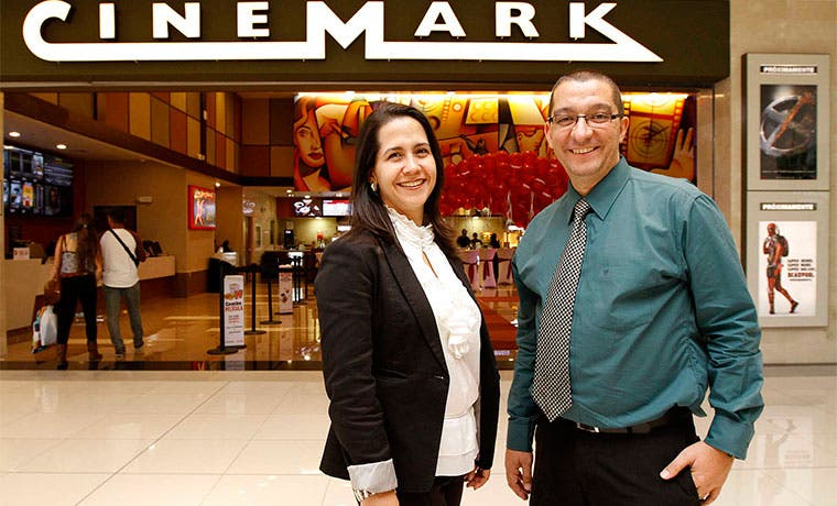 Cinemark abre en City Mall