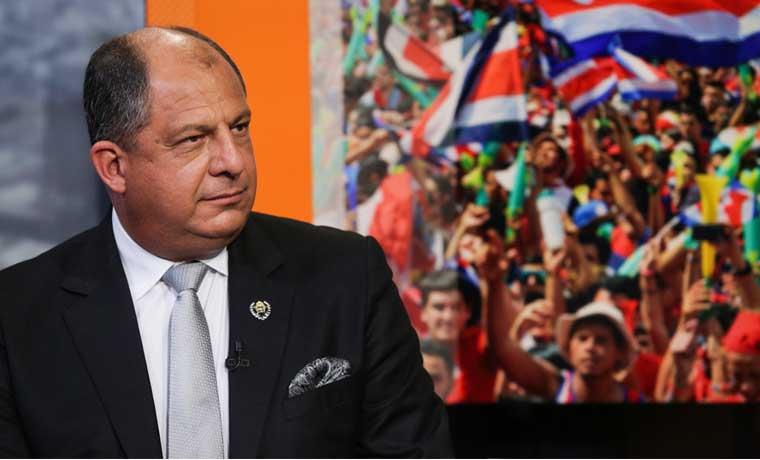 Luis Guillermo Solís copresidirá agenda pro mujer de la ONU