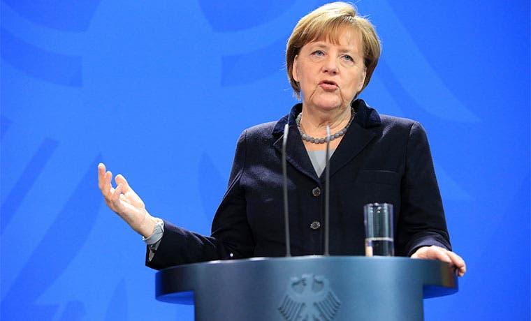En peligro oportunidad de Merkel para cerrar crisis migratoria