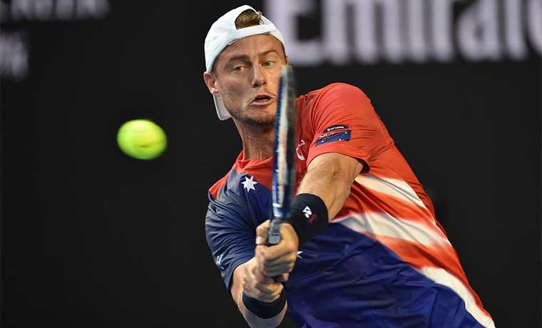 Hewitt cuelga la raqueta