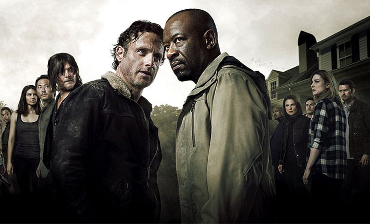 """The Walking Dead"" regresa en febrero"