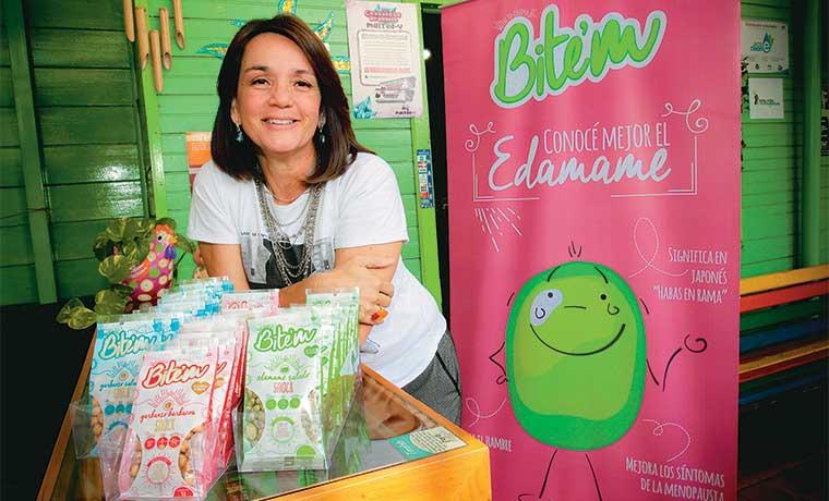 Empresa tica innova con snacks saludables
