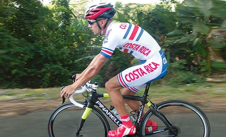 Ciclismo con subcampeonato