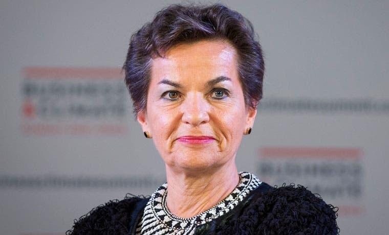Christiana Figueres anunció su retiro de la ONU