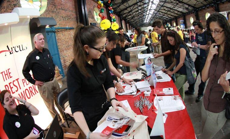 Más de 1.500 personas registradas en Expoempleo antes de su lanzamiento oficial