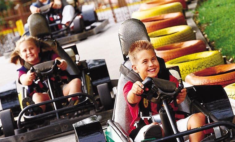 Pista de Go Karts y otras actividades serán gratis en Plaza Mango