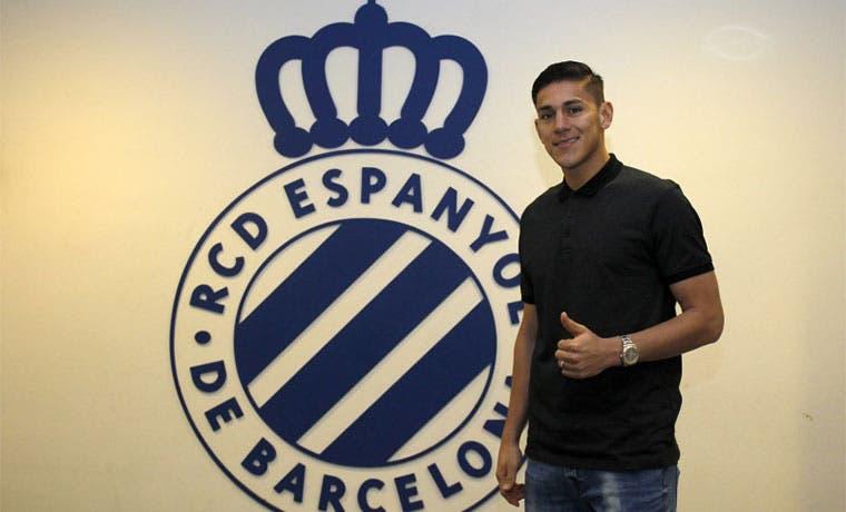 Duarte empieza su aventura en España