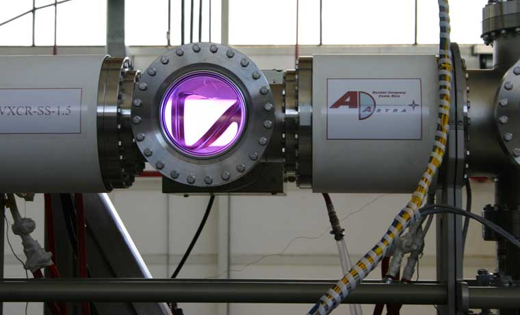 Ad Astra y municipalidad de Curridabat pretenden generar energía a base de hidrógeno