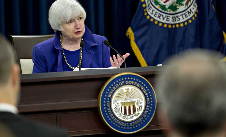 Sin cambio para tasas por el momento en Estados Unidos