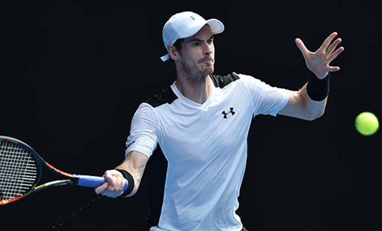 Murray sigue soñando