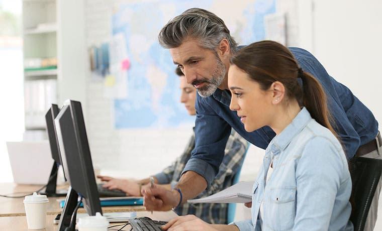 Lo que debe hacer un practicante para quedarse en la compañía